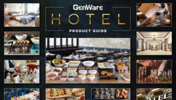 Hotel Brochure Cover crop