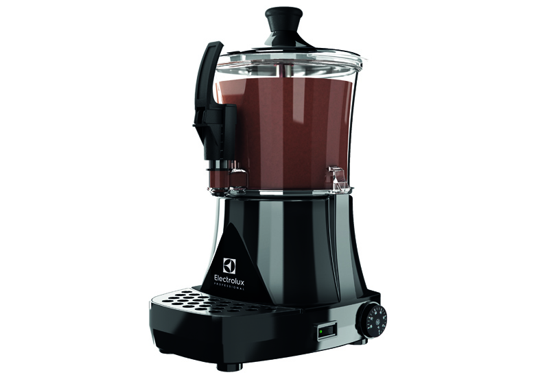 Electrolux Professional pour and serve hot chocolate dispenser crop