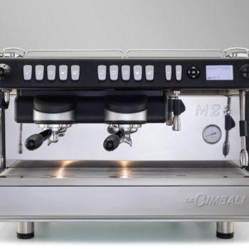 La Cimbali M26 coffee machine