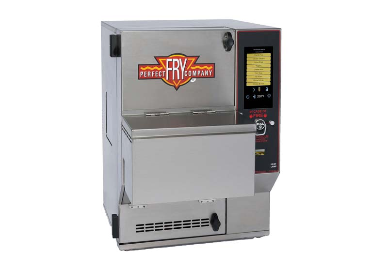 Taylor UK now supplies the Perfect Fry automatic countertop fryer crop