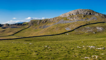 smearsett Scarr above Stainforth in the Yorkshire Dales