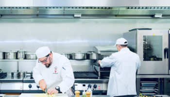 Falcon is first to market with hydrogen powered catering appliances crop