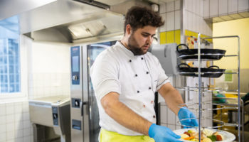 Rational says advanced cooking systems can help with staff shortages